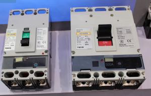 TECO塑壳断路器BO系列应用于800A一下的各种电力系统保护,框架容量:50~800AF,操作机构具有快速闭合和快速分断功能,按分断能力的高低分为E型(经济型),S型(标准型),H型(高分断型)三类,段飞弧,操作安全可靠,使用方便,用户可现场安装。