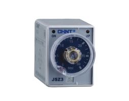 JSZ3系列时间继电器具有体积小、重量轻、结构紧凑、延时范围广、延时精度高、可靠性好、寿命长等特点,适用于机床自动控制,成套设备自动控制等要求高精度,高可靠性的自动控制系统作延时控制元件。