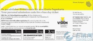 2012年OPT再次参展斯图加特国际机器视觉展览会