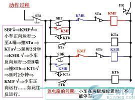 二次回路电气设计图解控制电路