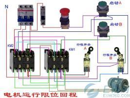 电工最常见电动机控制电路图