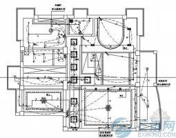 家庭装修电路设计图布线原则