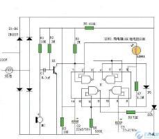 最具创意声控灯电路图