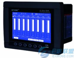 安东LU-show R/C2200智能触摸屏无纸记录仪