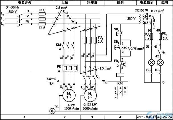 气原理图的规定画法和注意事项